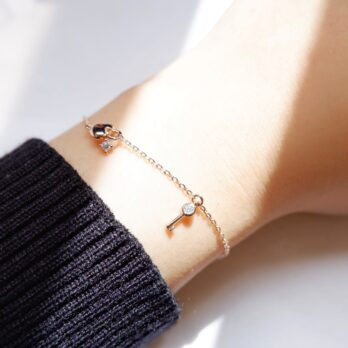 A Key To Your Heart•Bracelet