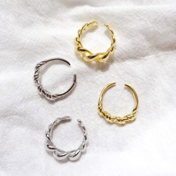 Free Size Bold Ring