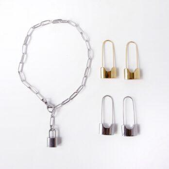 Preorder-Stainless Steel Chain Bracelet