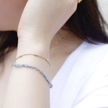 Anna's pick-Summer Crystal Bracelet