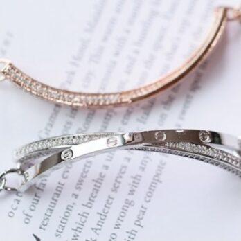 Bold Double G Bracelet