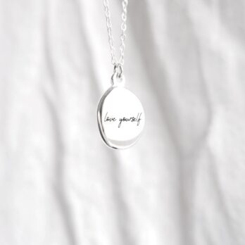Self Love Stainless Steel Necklace